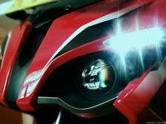 Eagles' Eye!   Bajaj Pulsar RS 200