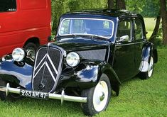 French classic cars.