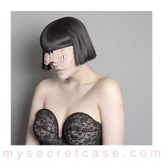 Nude Blindfold è una machera della linea di accessori di lusso  Fräulein Kink