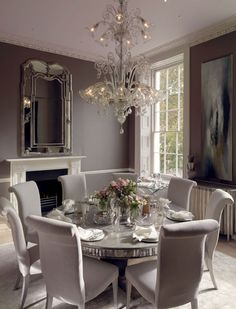The table, the mirror, the sash window.. Need we go on..