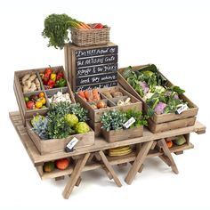 Check out local farmers market Dallas locations that. Fruit And Veg Shop, Farmers Market Display, Shop Shelving, Produce Displays, Vegetable Shop, Supermarket Design, Organic Market, Fruit Stands, Shop Fittings