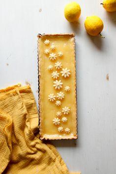 Crostata de limón | Pimienta y Purpurina Tapas, Cake Cookies, Bread, Vegan, Recipes, Blog, Biscuit Cake, Pasta Recipes, Juices