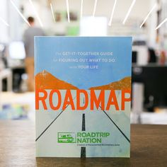 Lost? Hate your job? Wish you could just take a Buzzfeed quiz that'll tell you your calling? Roadmap by Roadtrip Nation shows you how to make a living doing what you love.
