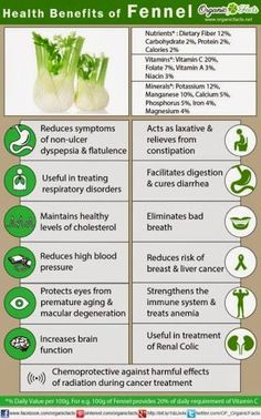 Health Benefits of Fennel