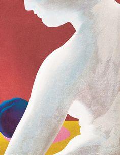 VO | Valérie Oualid : Agent d'illustrateurs | Léa Morichon | Voyageurs du Monde Vintage Poster, Exhibition, Illustration, Artist, Artwork, Abstract Paintings, Abstract Backgrounds, Work Of Art, Auguste Rodin Artwork