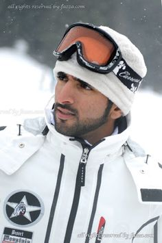 Fazza Snow Skiing