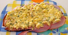 Original and Authentic German Recipes. Egg salad sandwich how we make it in Germany. YummY!