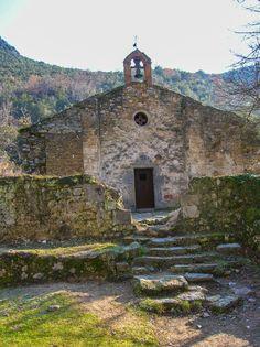 Sant Aniol d'Aguja. La Garrotxa. Girona.