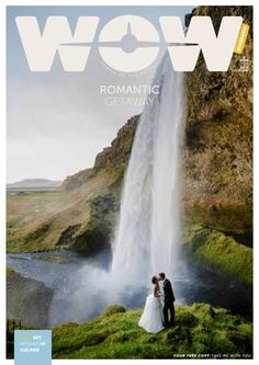 Romantic getaway in Iceland. Find out why Iceland is the coolest place for a destination wedding or honeymoon. Read about other WOW air destination and get inspired for your travel to Europe, USA or Canada. Wow Air, Life Guide, Travel Magazines, Travel Articles, Romantic Getaway, Where To Go, Time Travel, Iceland