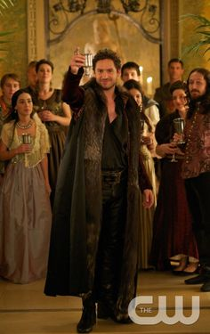 """Reign -- """"Getaway"""" -- Image Number: RE211a_0203.jpg -- Pictured: Ben Aldridge as Antoine -- Photo: Sven Frenzel/The CW -- © 2014 The CW Network, LLC. All rights reserved."""