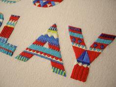 MaricorMaricar's embroidery