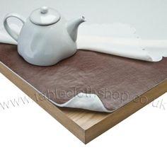 Luxury Felt Backed Padded Table Protector