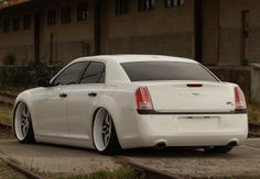 2011 Chrysler 300 C Custom