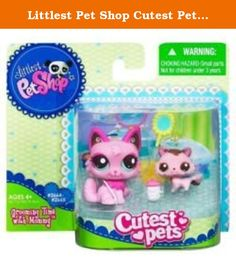 Littlest Pet Shop Cutest Pets Series 2 Figures Mommy Baby Cats. Your adorable mommy cat pet loves to keep her kitten looking cute! Help mommy cat show her kitten the mirror and feed her baby a bottle. Once your pets are ready for the day, theyll be ready for their next adventure with their favorite friend you!Pets #2664 and #2665Includes 1 baby pet, 1 mommy pet and accessories.WARNING CHOKING HAZARD Small parts. Not for children under 3 years.