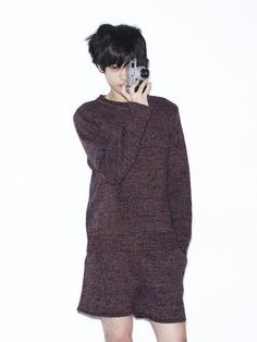 Jung Joon Young - Oh Boy! Magazine August Issue '13