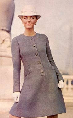 1968 Pattern by Christian Dior