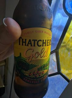 Thatchers Gold. Always delivers, a bit sweet but crispy and refreshing. 3/5
