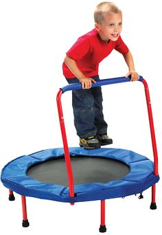 Best Mini Trampoline For Toddlers and Kids - 2015 Reviews