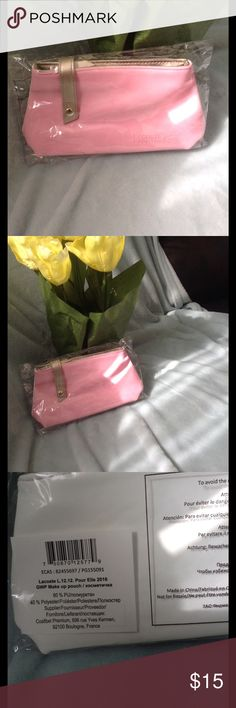 """💐Lacoste parfumerie pouch/ cosmetic bag💐 9"""" pouch for accessories Lacoste Accessories"""