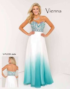 Vienna Long Dresses FL039