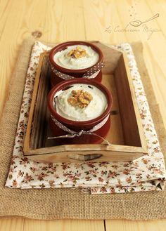 La Cucharina Mágica: Paté de tres quesos y nueces