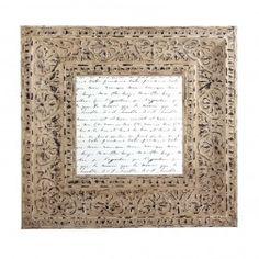 Espejo vintage decoración Letras 122 cm en Nuryba.com tu tienda de muebles y decoracion online