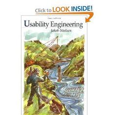 Usability Engineering [Paperback]  Jakob Nielsen (Author)