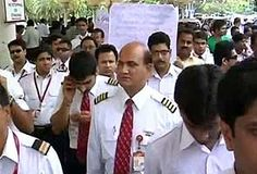Kingfisher lockout: Management calls striking employees for meeting