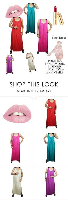 WOMEN S NIGHT DRESS MAXI · Sleeveless Nightwear Nightgown by globaltrendzs- flipkart on Polyvore featuring GALA and Daum  nighty   dfaa823bd