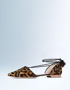 Chaussures Plates Pointues Florence AR727 Talons plats chez Boden