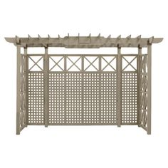 You should see this Half Room Pergola in Taupe on Daily Sales!