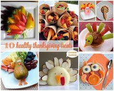 10 Healthy Thanksgiving Treats for Kids