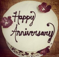 Happy Anniversary With Cake-DC33