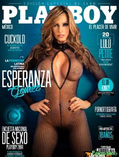 Esperanza Gomez Playboy Mexico septiembre 2014 [PDF Digital] | FamosasMex