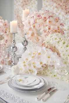 WedLuxe – Ivory Allure | Photography By: Jasalyn Thorne Photographers Follow @WedLuxe for more wedding inspiration!
