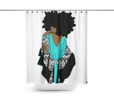 21 Best African American Shower Curtains Images Bathroom