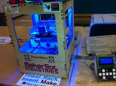 open source printer at TechShop Maker Faire, Open Source, Motors, Inventions, Printer, June, Ford, Industrial, Home Appliances