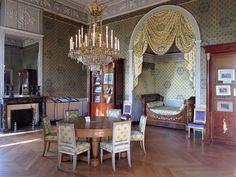Château de Maisons-Laffitte - Chambre du Maréchal Lannes