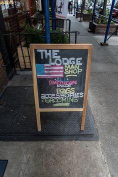 The Lodge Men Shop 2