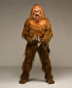 Douglas Tait as the Jack Links Sasquatch