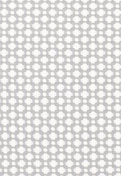 Fabric | Betwixt in Zinc/Blanc | Schumacher