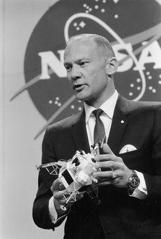 Buzz Aldrin, Apollo 11 (1969)