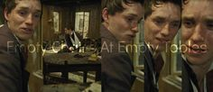Les Mis (2012) | 'Empty Chairs And Empty Tables,' Eddie Redmayne (Marius). most amazing performance ever given.