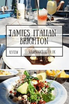Jamies Brighton Restaurant Review