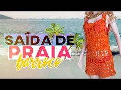 MAIÔ EM CROCHÊ/ DIANE GONÇALVES - YouTube