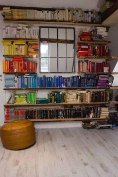 Artisserie: Diy Schwebendes Bücherregal