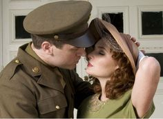 WWII flashback on Army Wives