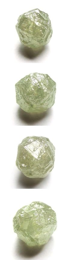 Rough Natural Diamonds 110733: 14.18 Carats Unique Gemmy Uncut Raw Rough Diamond BUY IT NOW ONLY: $11250.0