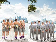 Distillery Wedding Toronto