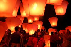 Pingxi, Taiwan latern festival